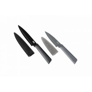 Colori®+ Paring & Utility 2pc knife set