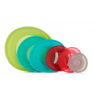 Flexi Stretch and Store Silicone Lids