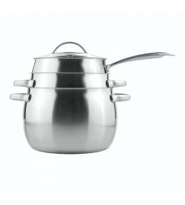 Daily Cookware Set 1.8, 3.3 & 7.6L