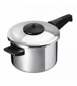 Duromatic Classic Pressure Cooker Long Handle