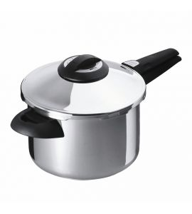 Duromatic Top Pressure Cooker Long Handle - 22cm / 5L