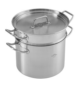 Montreux Pasta Pot with Insert 6.5L 22cm