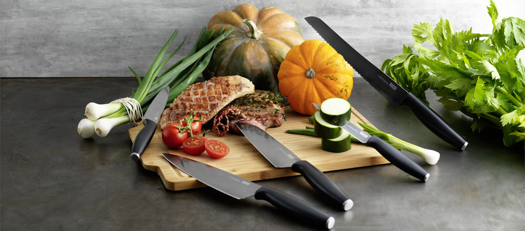 Choosing & Caring for Kitchen Knives