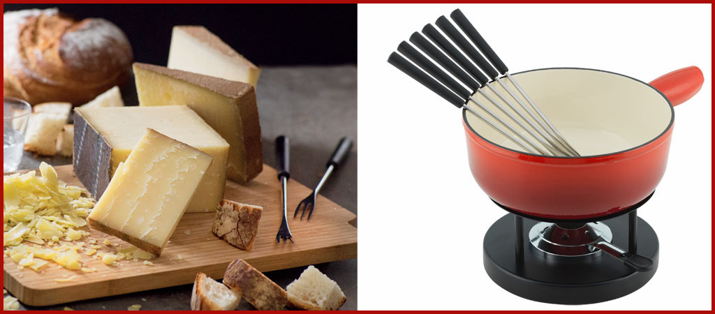 Win a Fondue Set