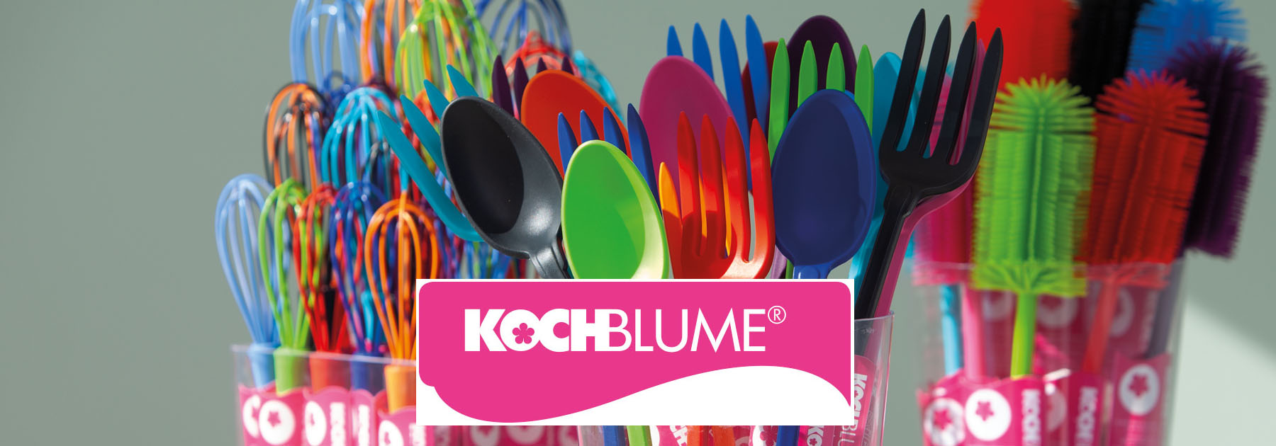 kochblume, new, range, silicone, tools, cookware, cleaning
