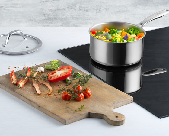Wide Selection of Cookware