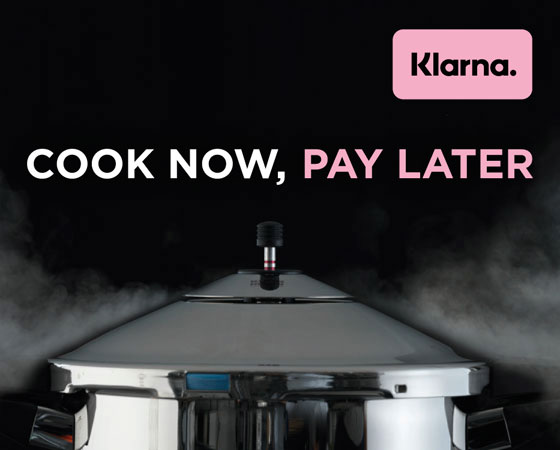 Take advantage of Klarna
