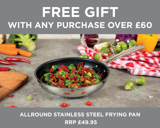 FREE GIFT OVER £60
